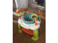 Baby bouncer / activity table