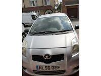 Toyota, YARIS, Hatchback, 2006, Manual, 996 (cc), 5 doors(GREAT PRICE)