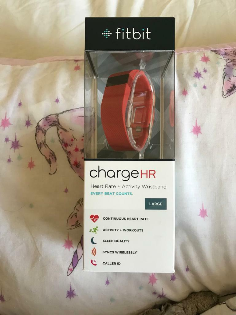 Fitbit Charge HR Large