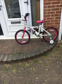 Female child bike