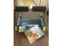 For sale wondercore 1, DVD and user guide and nutrition guide