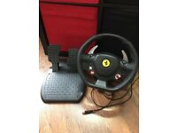 Thrustmaster Ferrari Italia Racing Wheel for Xbox 360 & PC