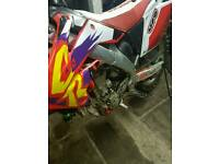 Wanted subaru swop for crf250 twin pipe 07 mint can add cash