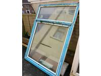 Double glazed window never used