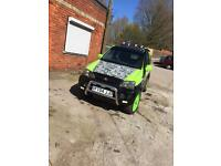 DAIHATSU TERIOS SPORT 2004 1.3 4x4 special edition awsome looking car full mot type R seats