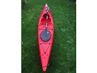 Tahe Marine Fit 147 Kayak