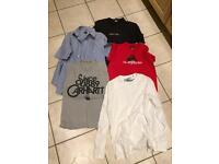 Men's size small bundle.