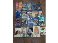Lots books 10 for £1