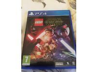 Lego Star Wars The Force Awakens For PS4