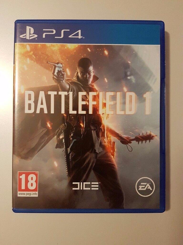 Battlefield 1. PS4