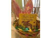 Usborne Books Easter Baskets