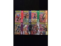 Invincible Comic Book Hardcovers 1-8
