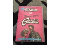 Songs from grease karaoke DVD