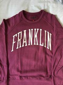 Franklin & Marshall sweatshirt M