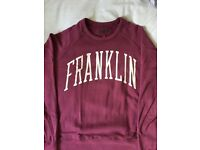 Franklin & Marshall sweatshirt M