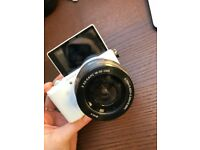 Sony a5100 compact system camera, with 16-50mm lens