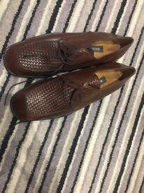 Men's Bally Leather Shoes