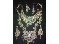 Wedding party stunning 11 piece jewellery set