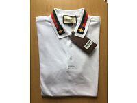 Gucci polo t shirt BNWT