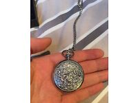 Decorative Pocket Watch