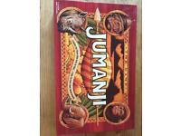 Jumanji board game.