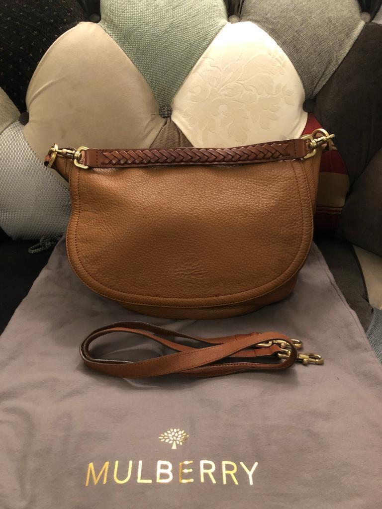 4062aa085a Mulberry Effie satchel in oak spongy leather