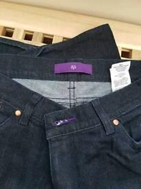 Victoria Beckham ladies jeans 31inch waist