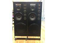 kenwood 400w speakers