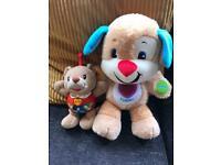 Vtec singing dog and bear