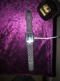 Apple Watch Nike+ (GPS + 4G) 38mm Aluminium Case 16GB Space Grey