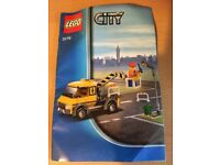Lego City Cherry Picker/Repair Truck