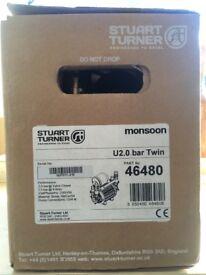 Water pump - Stuart Turner Monsoon U2.0 bar