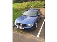 Audi A4 2001 Diesel Long MOT
