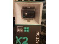 DASH CAM >> KB-KAISER BAAS X2 ACTION CAM