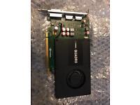 NVIDIA Quadro K2000 graphics card - Quadro K2000 - 2 GB Series