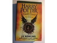 'Harry Potter And The Cursed Child' script by JK Rowling
