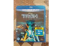 Tron on blue ray dvd