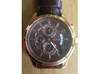 GUESS MEN CHRONOGRAPH WATCH Like New