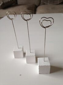 30 Picture/Placecard Holders