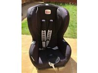 Britax Carseat (Group 1 - suitable from 9 months to 4 years)