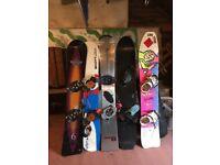 Snowboards - vintage
