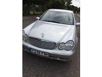 Mercedes Benz C180 for sale, petrol, automatic, excellent,quick deal!