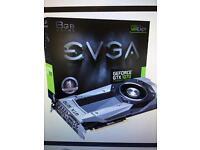 EVGA GeForce GTX Graphics Card