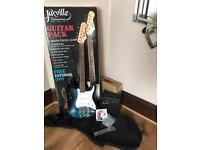 Jaxville Electric Guitar Set