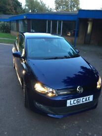Volkswagen Polo 1.2 TDI BlueMotion Tech 5dr 2 Previous Owners £0 Road tax