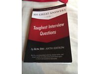 Perfect book to prepare for job interviews (only £ 6.80)
