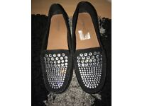 NEXT womens loafers