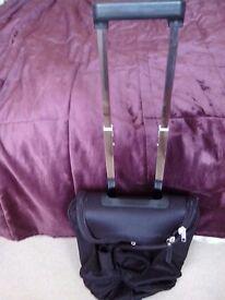 NEW FLIGHT CABIN BAG (black)
