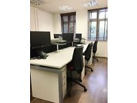 Dedicated desk space with use of Kitchen and Meeting Room St Johns Wood NW8 London