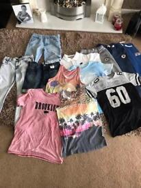 Children's clothes age 10-12